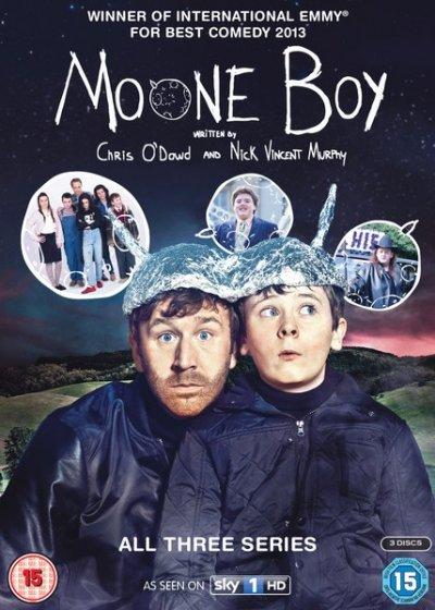 Малыш Мун / Moone Boy | 3 сезон 1-6 серии