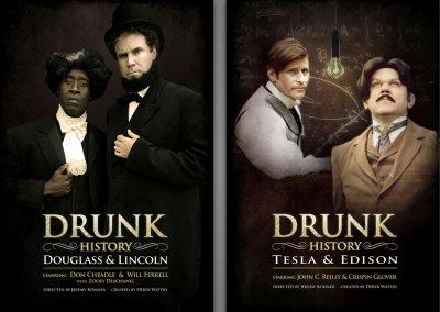 Бухая История / Drunk History / 1 сезон 2 серия