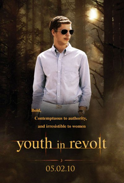 Youth In Revolt / Протест молодости