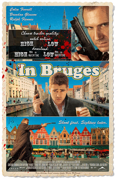 В Брюгге / In Bruges