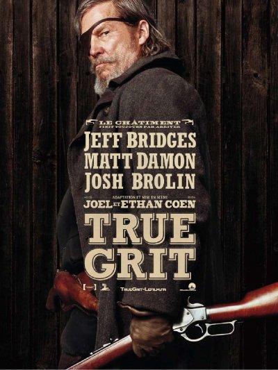 Железная хватка / True Grit