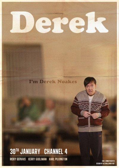Дерек / Derek / 1 сезон и