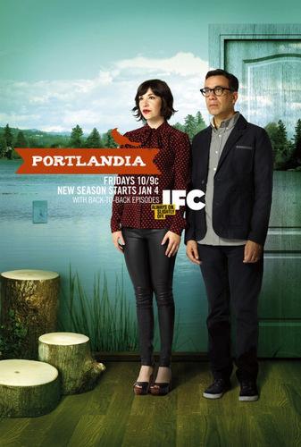 Портландия / Полный 3 сезон / Portlandia