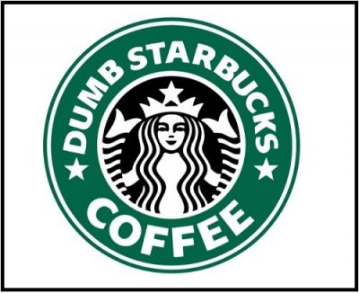 Тупой Старбакс / Dumb Starbucks