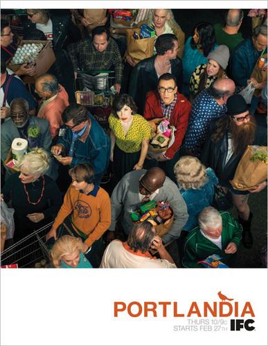Портландия / Portlandia / Полный 4 сезон