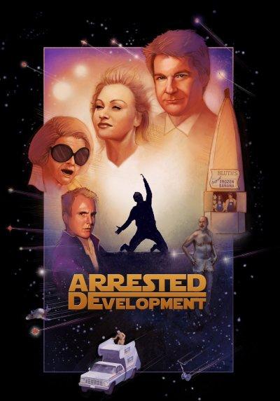 Arrested Development / Полный 4 сезон / Задержка В Развитии